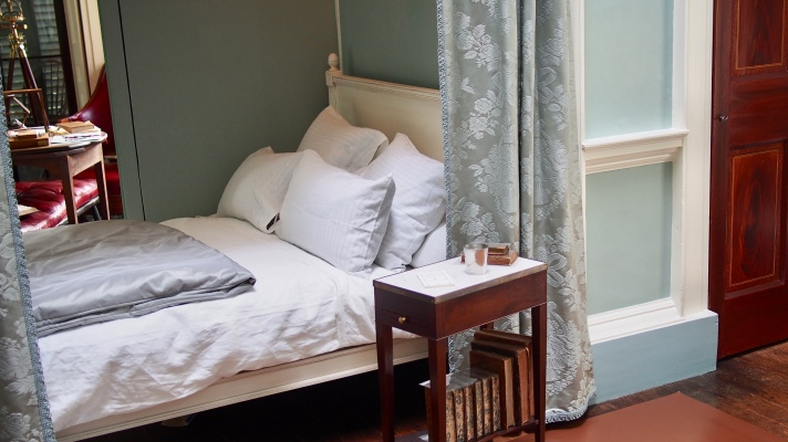 Jefferson's Loft Bed