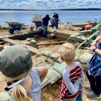 Exploring Archeology with a Family Trip to Historic Jamestowne