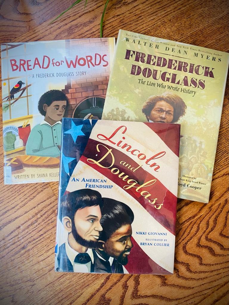 Frederick Douglass Picture Books