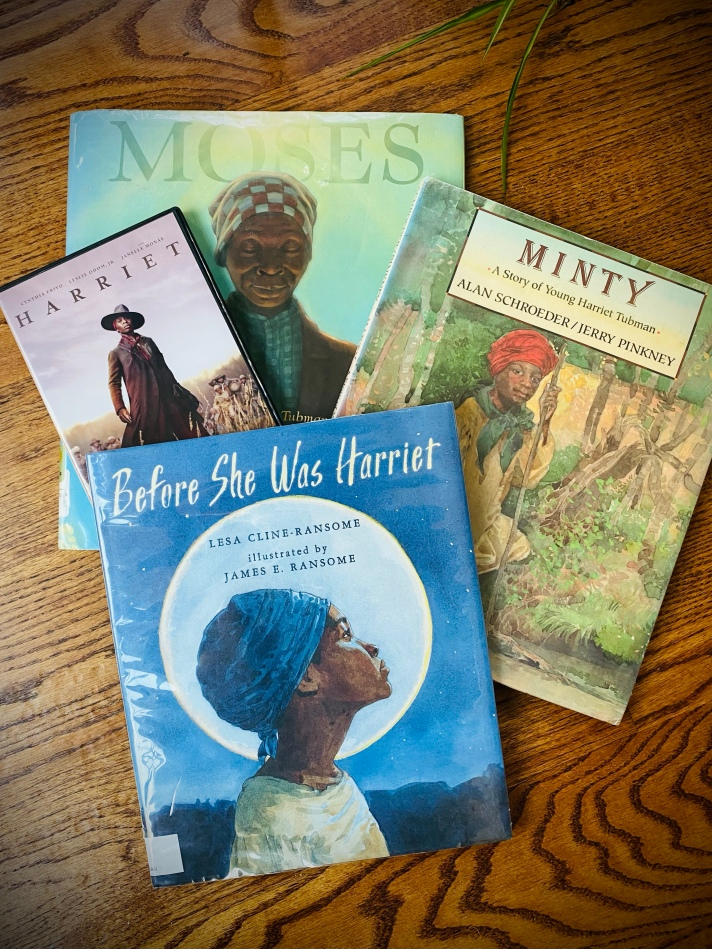 Harriet Tubman Picture Book Biographies