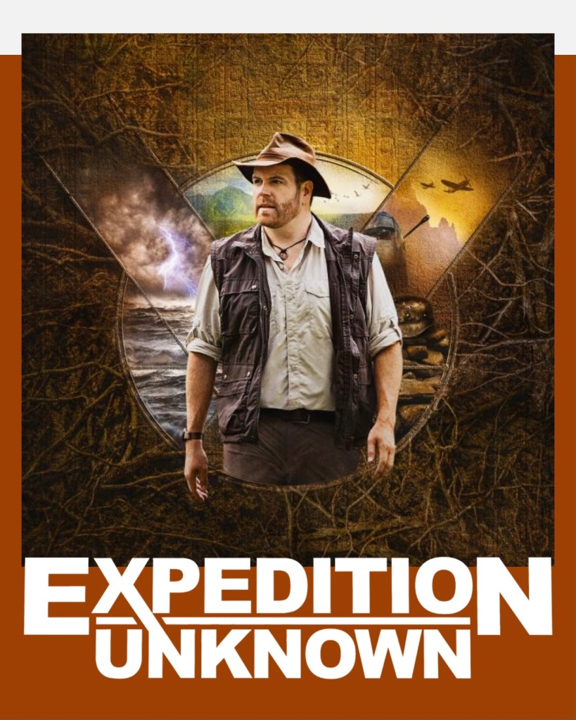 Cover art for Expedition Unknown with Josh Gates