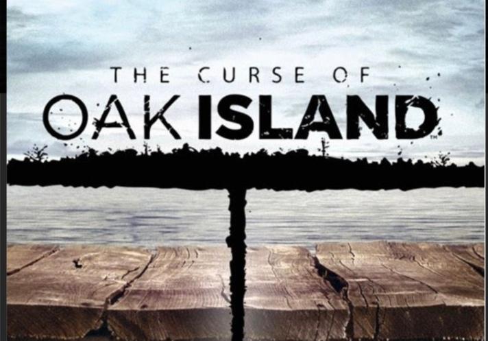 The Curse of Oak Island Logo Tv show