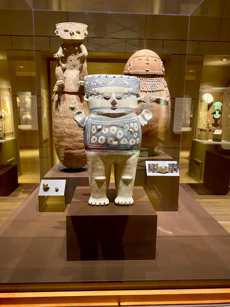 Ancient Central American Art at the Carlos Museum